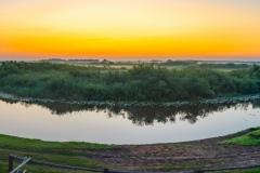 Panorama przed wschodem słońca - BPN