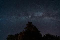Nocne niebo w Sucholaskach