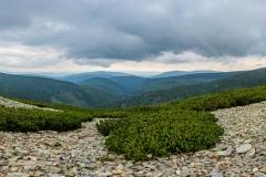 Panorama na Czechy