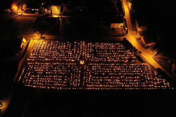 Cmentarz w Krzyżkowicach
