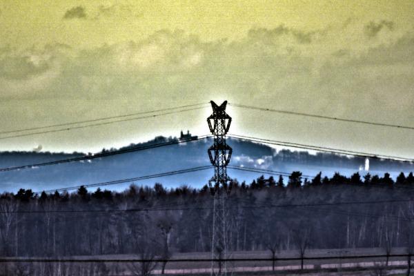 Góra św. Anny spod fary w Krzyżkowicach