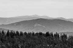 Lysa Hora z Klimczoka