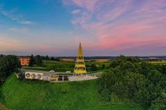 Wieża widokowa w Pogrzebieniu
