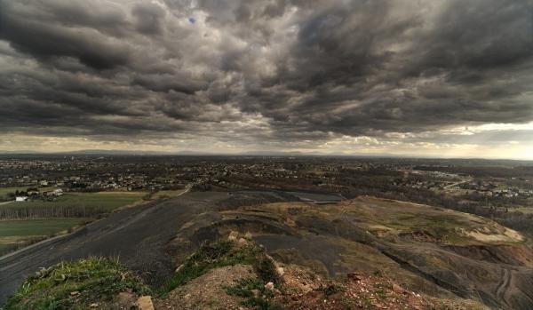 Panorama z Szarloty